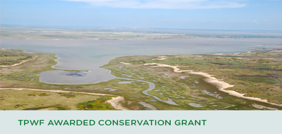 TPWF Awarded Conservation Innovation Grant