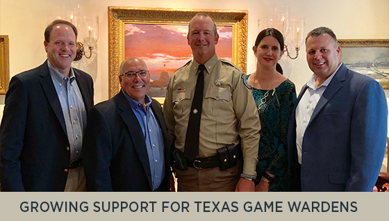 Game Warden Support