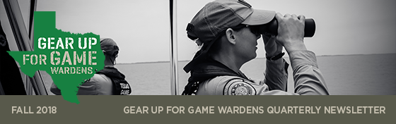 Gear Up for Game Wardens Update August 2019