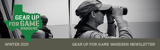 Gear Up for Game Wardens Update April 2021