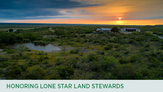 Story #3: Honoring Lone Star Land Stewards
