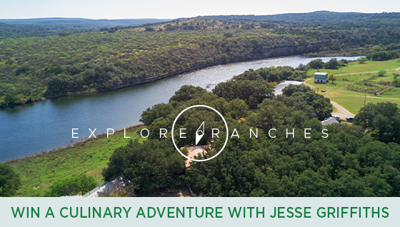 Story #2: Win a Hill Country Culinary Adventure with Jesse Griffiths!
