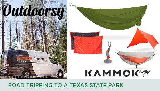 Story #3: Road Tripping to a Texas State Park with Outdoorsy
