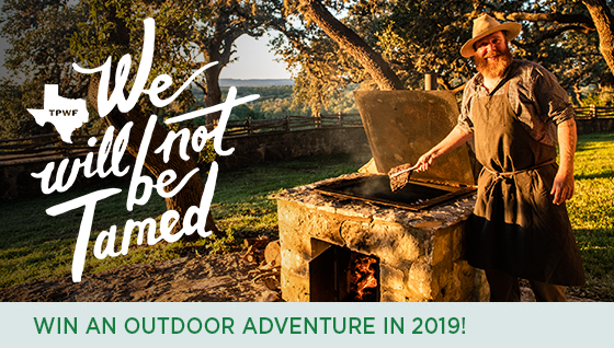 Story #3: Win an Outdoor Adventure in 2019!