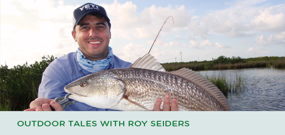 Outdoor Tales with Roy Seiders