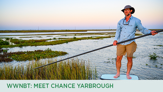 Story #2: We Will Not Be Tamed: Meet Chance Yarbrough