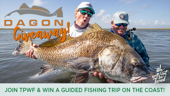 Story #2: Join TPWF & Win a Guided Fishing Trip on the Texas Coast!