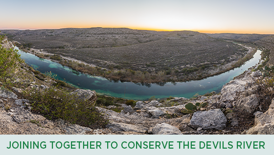 Story #2: Joining Together to Conserve the Devils River