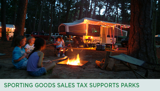 Story #2: Sporting Goods Sales Tax Supports Parks