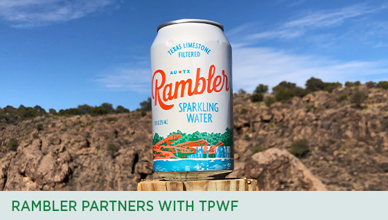 Story #2: Rambler Partners with TPWF