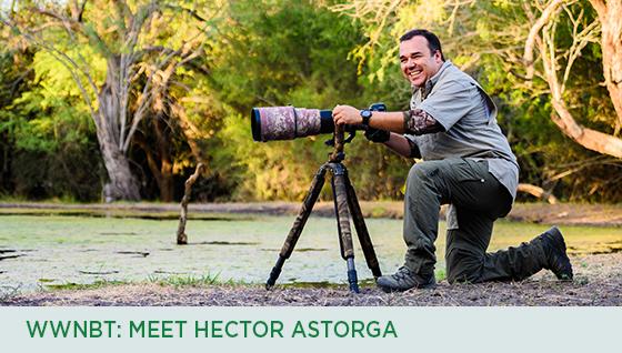 Story #3: WWNBT: We Will Not Be Tamed: Meet Hector Astorga