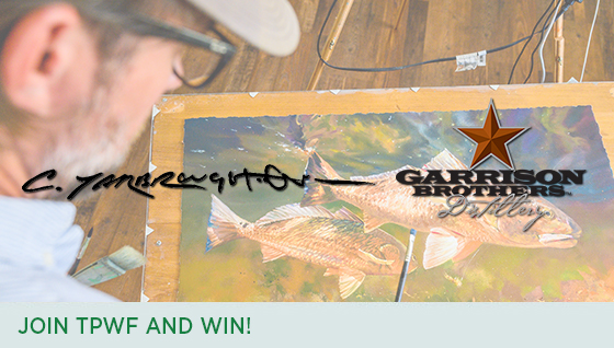 Story #4: Join TPWF and Win a Signed Chance Yarbrough Print!