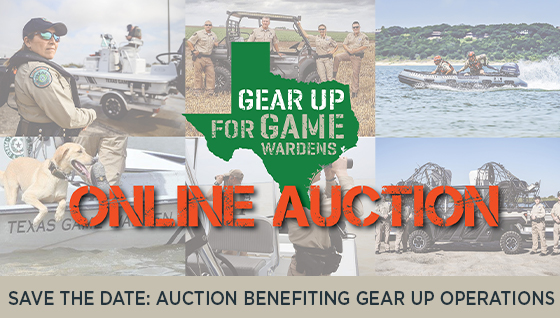 Save the Date: Auction Benefiting Gear Up Operations