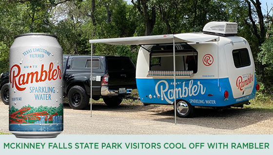 Story #5: McKinney Falls State Park Visitors Cool Off with Rambler
