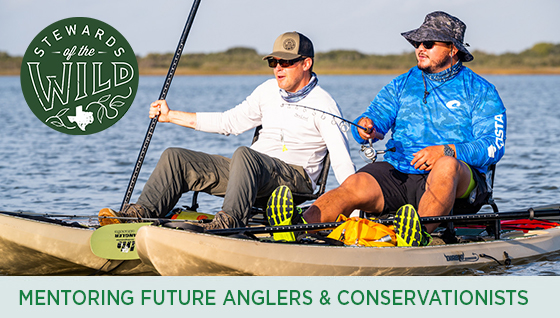 Story #4: Mentoring Future Anglers & Conservationists