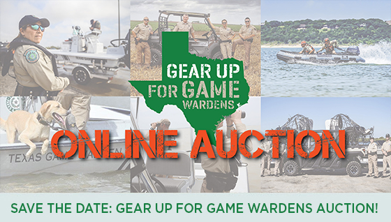 Story #6: Save the Date for Gear Up for Game Wardens Auction!