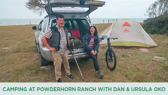 Story #6: Camping at Powderhorn Ranch with Dan & Ursula Oko
