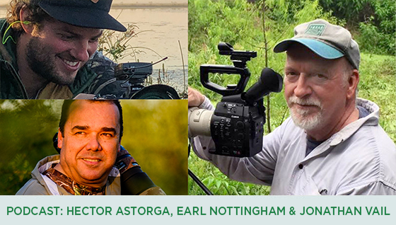 Story #6: We Will Not Be Tamed Podcast: Hector Astorga, Earl Nottingham and Jonathan Vail