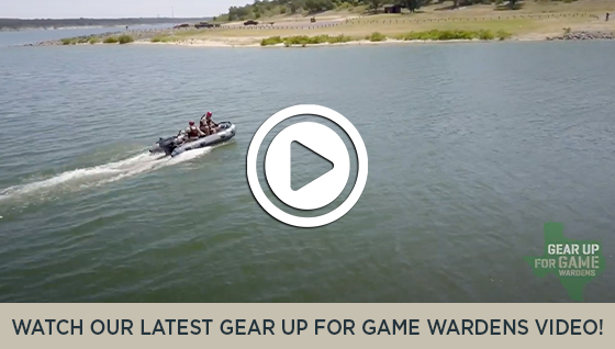 Watch our latest Gear Up for Game Wardens video!
