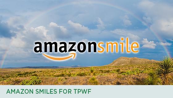 Story #7: Amazon Smiles for TPWF