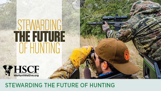 Story #7: Stewarding the Future of Hunting