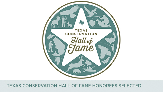 Texas Conservation Hall of Fame