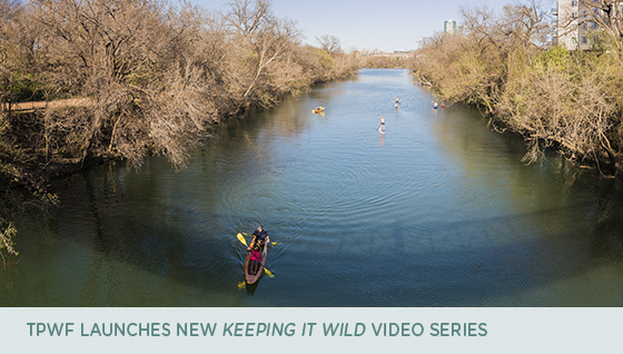 TPWF launches new keeping it wild video series